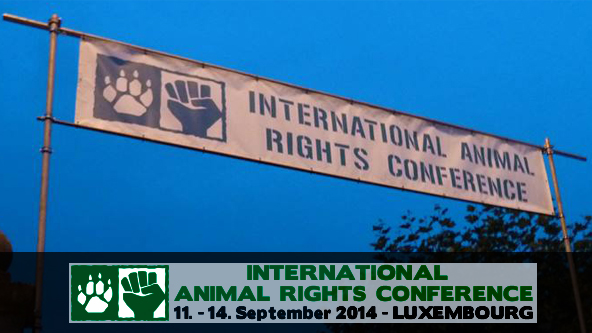 International Animal Rights Conference 2014