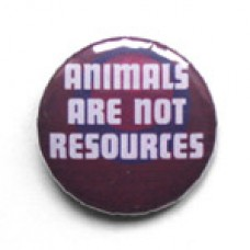 button animals are not resources