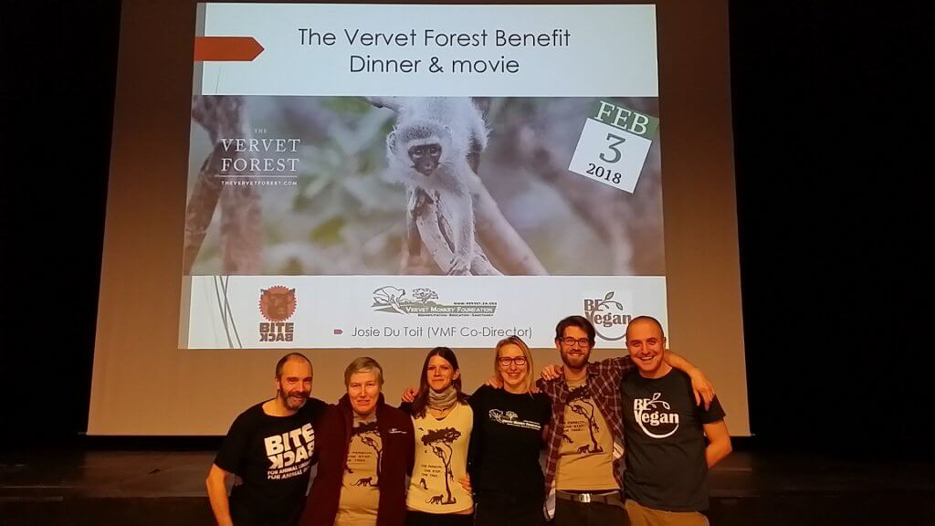 Vervet Forest Benefit dinner