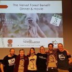 The Vervet Forest Benefit dinner groot succes!