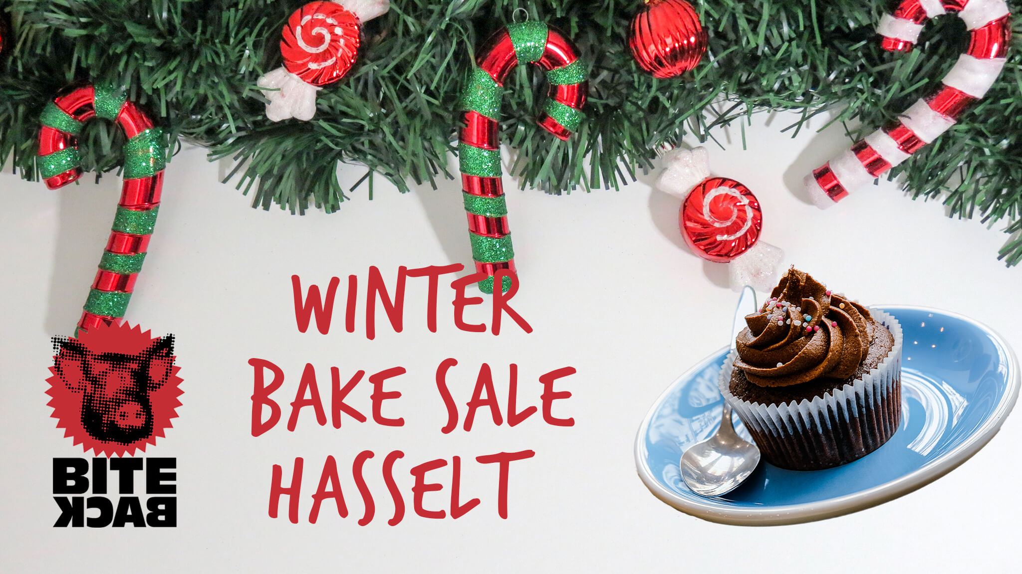 Vegan Winter Bake Sale Hasselt