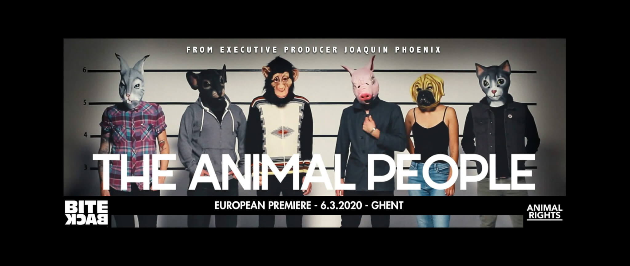 European Premiere The Animal People